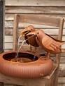 Double Crow Fountain