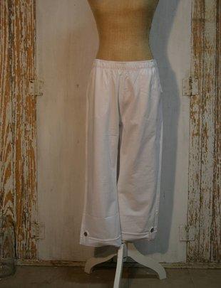 Fold Up Capri Pants