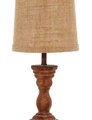Randolph Brown Lamp