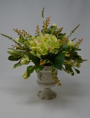 Custom Small Hydrangea Arrangement
