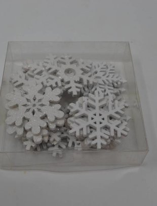 Box Of Mini Snowflakes