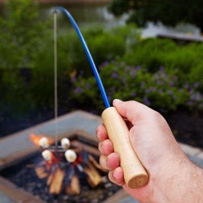 Fire Fishing Pole