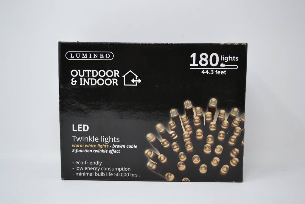 180 Count 44' LED Lights