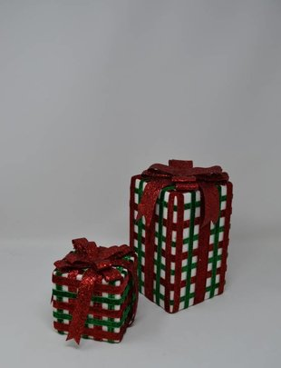 Metallic Package (2 Sizes)