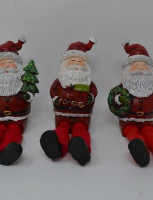 Santa Shelf Sitter (3 Styles)