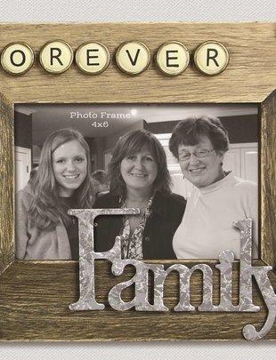 Forever Family Frame