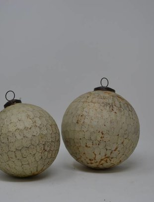Honeycomb Ball Ornaments (2 Sizes)