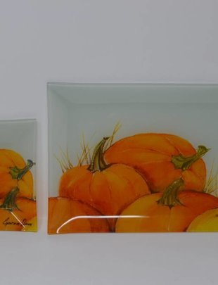 Pumpkin Patch Tray (2 Sizes)