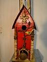 Bird Hook Bell Lorenzo Birdhouse