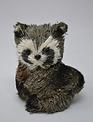 Small Sisal Raccoon Ornament