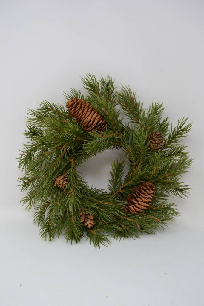 Angel Pine Candle Ring
