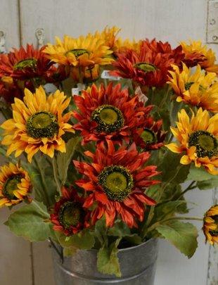 Small Sunflower Spray (2 Colors)