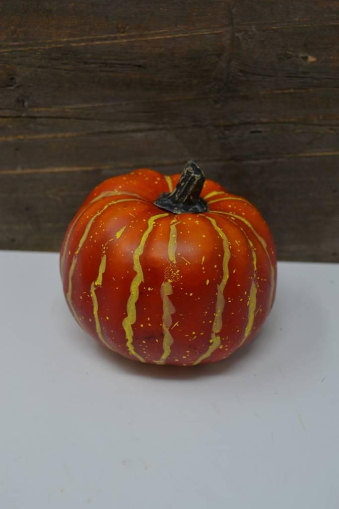 "4"" Harvest Pumpkin"