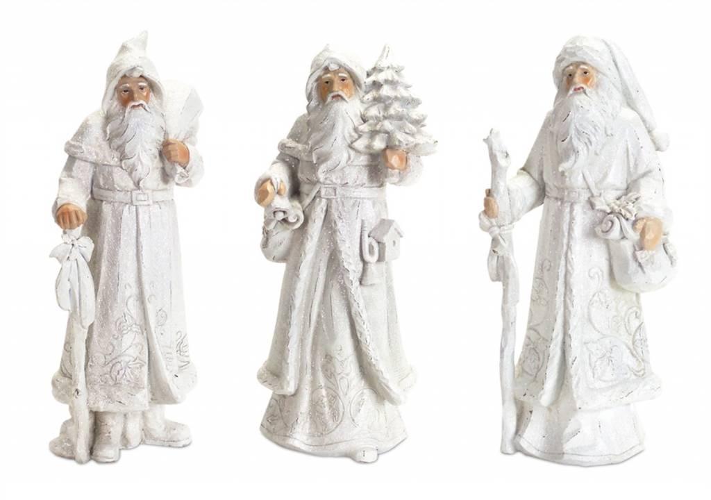 """13"""" Winter Shimmer Santa"""