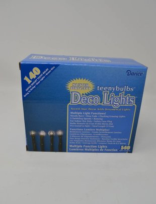 Clear Deco Lights