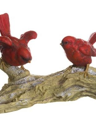 Double Cardinals on Branch
