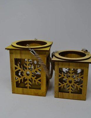 Snowflake Lantern (2 Sizes)