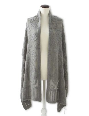Soft Touch Long Knit Scarf (2 Colors)