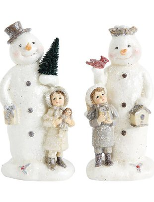 Shimmer Snowman (2 Styles)