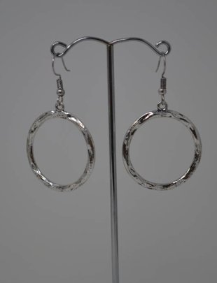 Round Earrings (2 Colors)