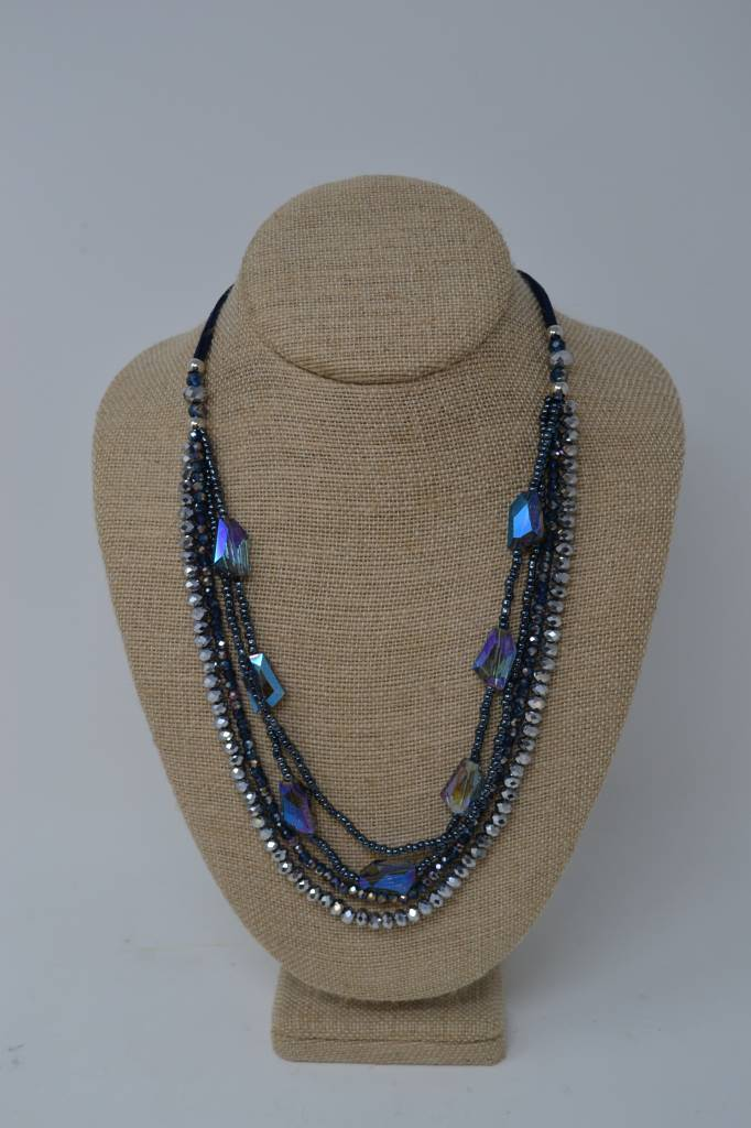Iridescent Necklace (2 Colors)