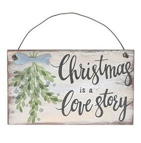 Christmas Sign Ornament