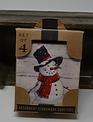 Snowman Coaster Set
