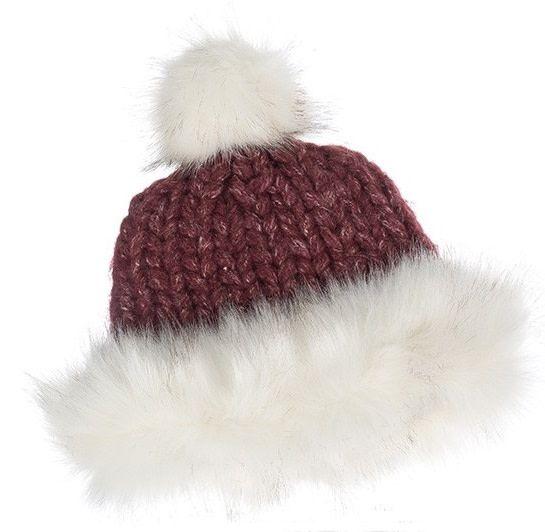 Faux Fur Hat (4 Colors)