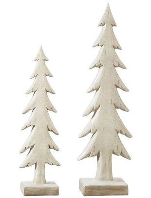 Set of 2 White Pine Trees