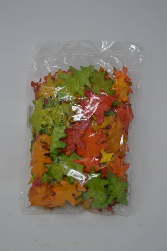 Bag of Mini Oak Leaves