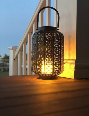 The Wildfire Lantern (2 Colors)
