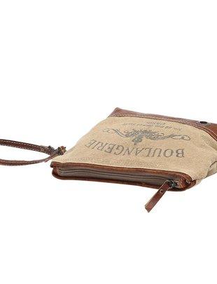 Vintage Wristlet Paris Bag