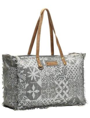 Multi Print Weekender Bag