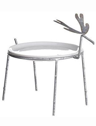 Reindeer Plate Holder