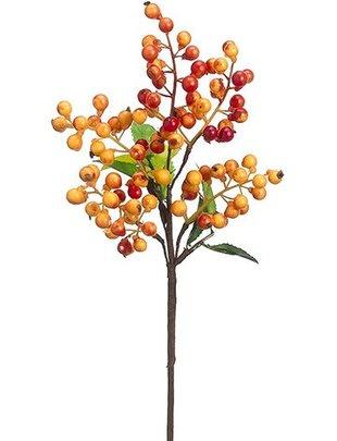"""14"""" Nandina Berry Pick (3 Colors)"""