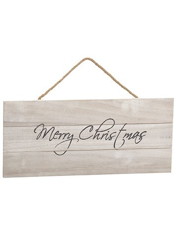 hanging merry christmas wooden sign - Merry Christmas Wooden Sign