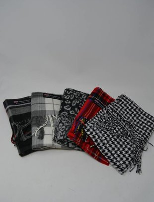 Cashmere Scarf (5 Colors)