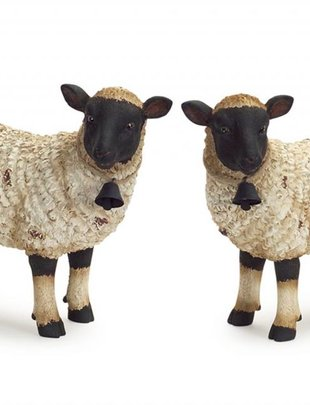 Small Sheep Set of 2