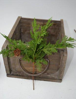 Mini Cedar Pine Pick