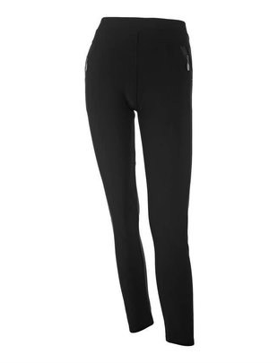 Jasmine Zip Pocket Leggings