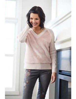 Cameo Rose Sweater