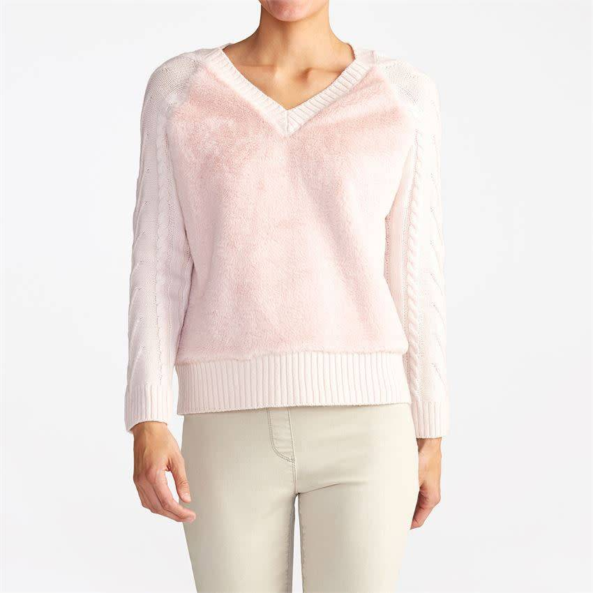 Cameo Rose Sweater