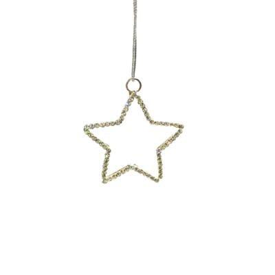 Sparkling Star Ornament