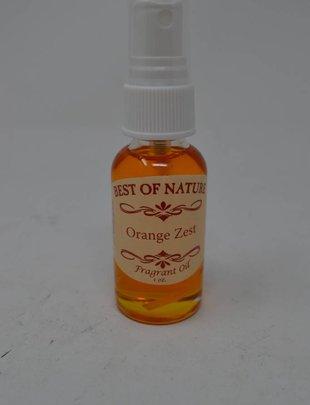 Orange Zest Oil