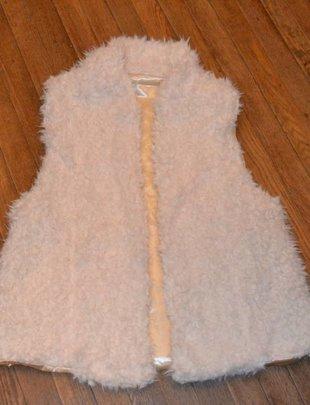 Sherpa Fur Lined Vest (2 Colors)