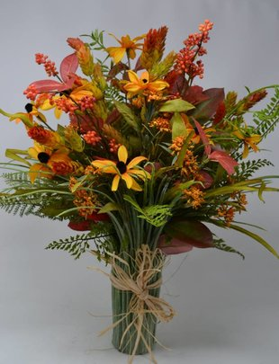 2018 Fall  Grass Vase