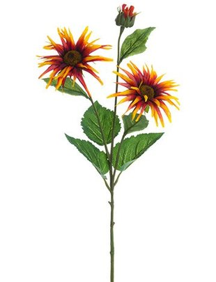 Sunburst Sunflower Spray