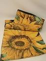 """Sunflower Tapestry Table Runner (13"""" x 72"""")"""