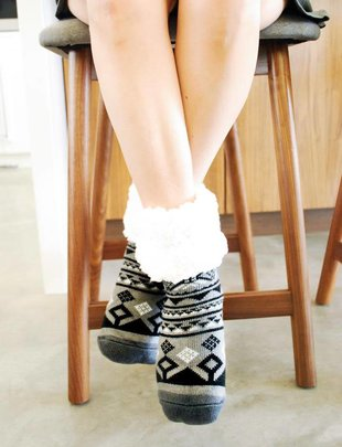 Pudus Cozy Socks (8 Colors)