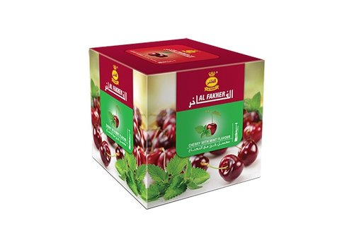Al Fakher Al fakher / 250g - Cherry w. mint